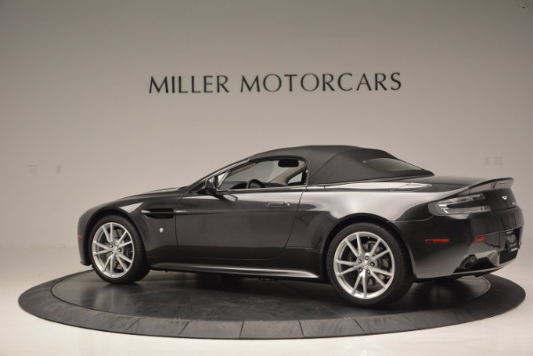 Used 2016 Aston Martin V8 Vantage S Roadster for sale Sold at Bentley Greenwich in Greenwich CT 06830 16