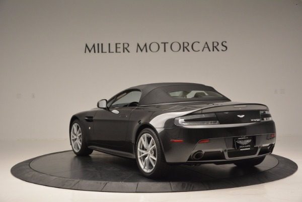Used 2016 Aston Martin V8 Vantage S Roadster for sale Sold at Bentley Greenwich in Greenwich CT 06830 17