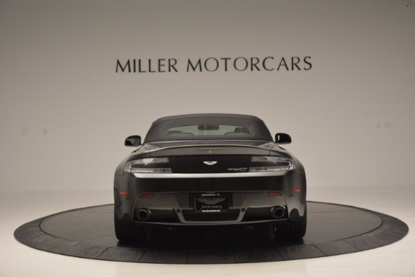 Used 2016 Aston Martin V8 Vantage S Roadster for sale Sold at Bentley Greenwich in Greenwich CT 06830 18