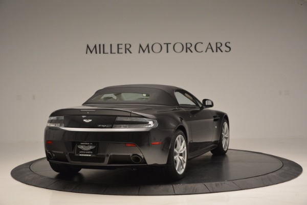 Used 2016 Aston Martin V8 Vantage S Roadster for sale Sold at Bentley Greenwich in Greenwich CT 06830 19