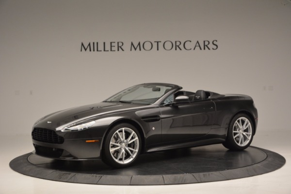 Used 2016 Aston Martin V8 Vantage S Roadster for sale Sold at Bentley Greenwich in Greenwich CT 06830 2