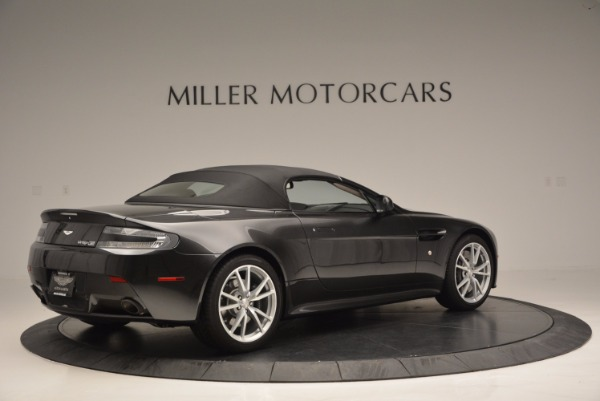 Used 2016 Aston Martin V8 Vantage S Roadster for sale Sold at Bentley Greenwich in Greenwich CT 06830 20