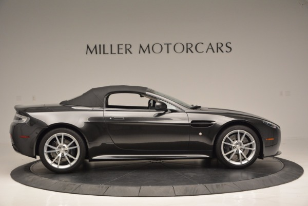 Used 2016 Aston Martin V8 Vantage S Roadster for sale Sold at Bentley Greenwich in Greenwich CT 06830 21