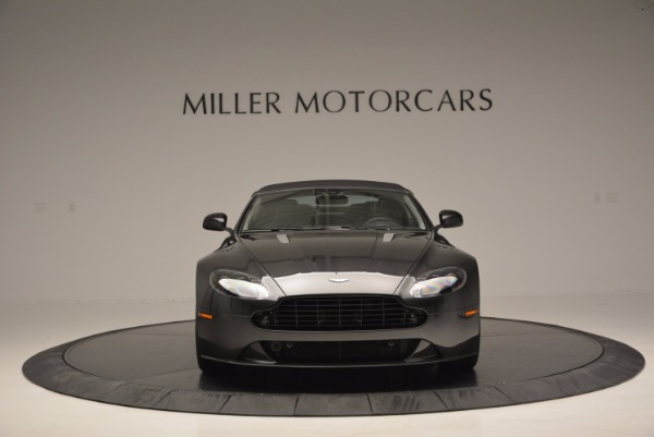 Used 2016 Aston Martin V8 Vantage S Roadster for sale Sold at Bentley Greenwich in Greenwich CT 06830 24