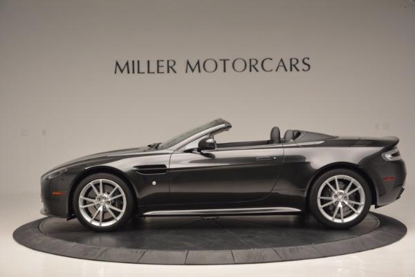 Pre Owned 2016 Aston Martin V8 Vantage S Roadster For Sale