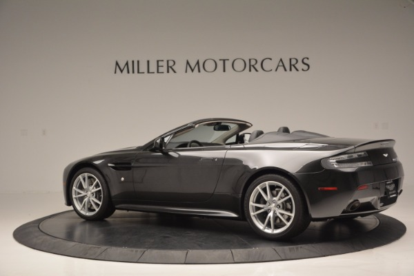 Used 2016 Aston Martin V8 Vantage S Roadster for sale Sold at Bentley Greenwich in Greenwich CT 06830 4