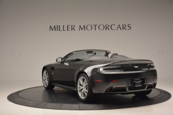 Used 2016 Aston Martin V8 Vantage S Roadster for sale Sold at Bentley Greenwich in Greenwich CT 06830 5