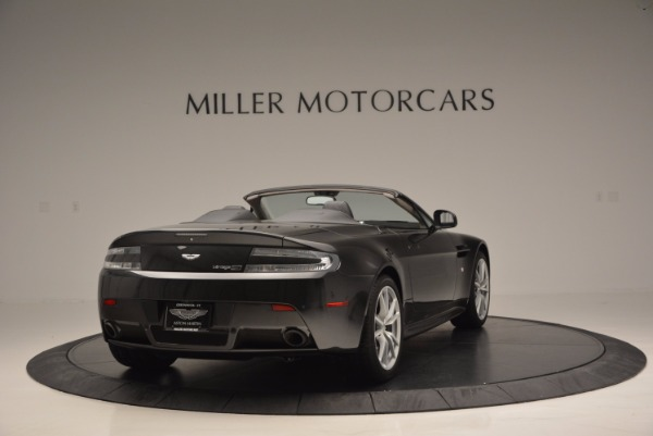 Used 2016 Aston Martin V8 Vantage S Roadster for sale Sold at Bentley Greenwich in Greenwich CT 06830 6