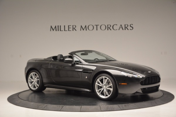 Used 2016 Aston Martin V8 Vantage S Roadster for sale Sold at Bentley Greenwich in Greenwich CT 06830 9