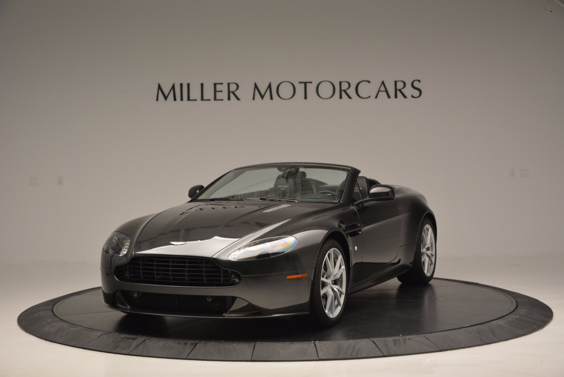 Used 2016 Aston Martin V8 Vantage S Roadster for sale Sold at Bentley Greenwich in Greenwich CT 06830 1