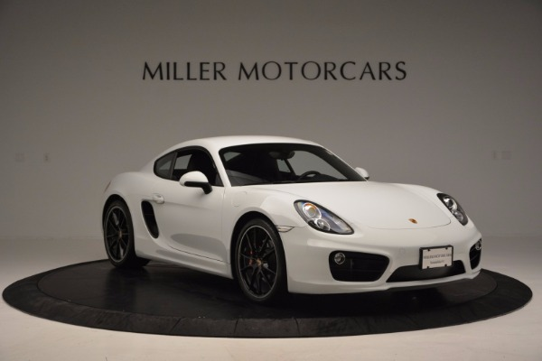 Used 2014 Porsche Cayman S for sale Sold at Bentley Greenwich in Greenwich CT 06830 11