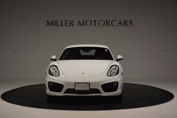 Used 2014 Porsche Cayman S for sale Sold at Bentley Greenwich in Greenwich CT 06830 12