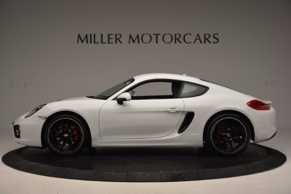 Used 2014 Porsche Cayman S for sale Sold at Bentley Greenwich in Greenwich CT 06830 3