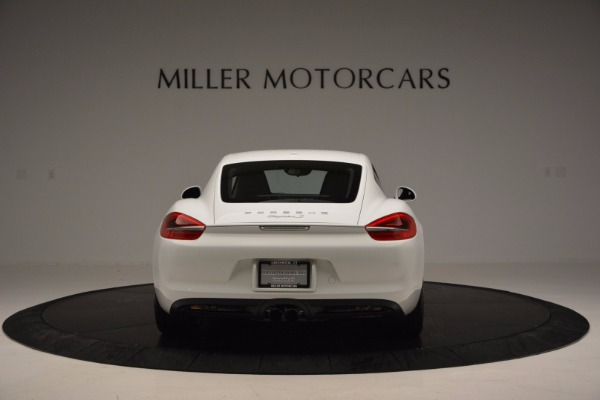 Used 2014 Porsche Cayman S for sale Sold at Bentley Greenwich in Greenwich CT 06830 6