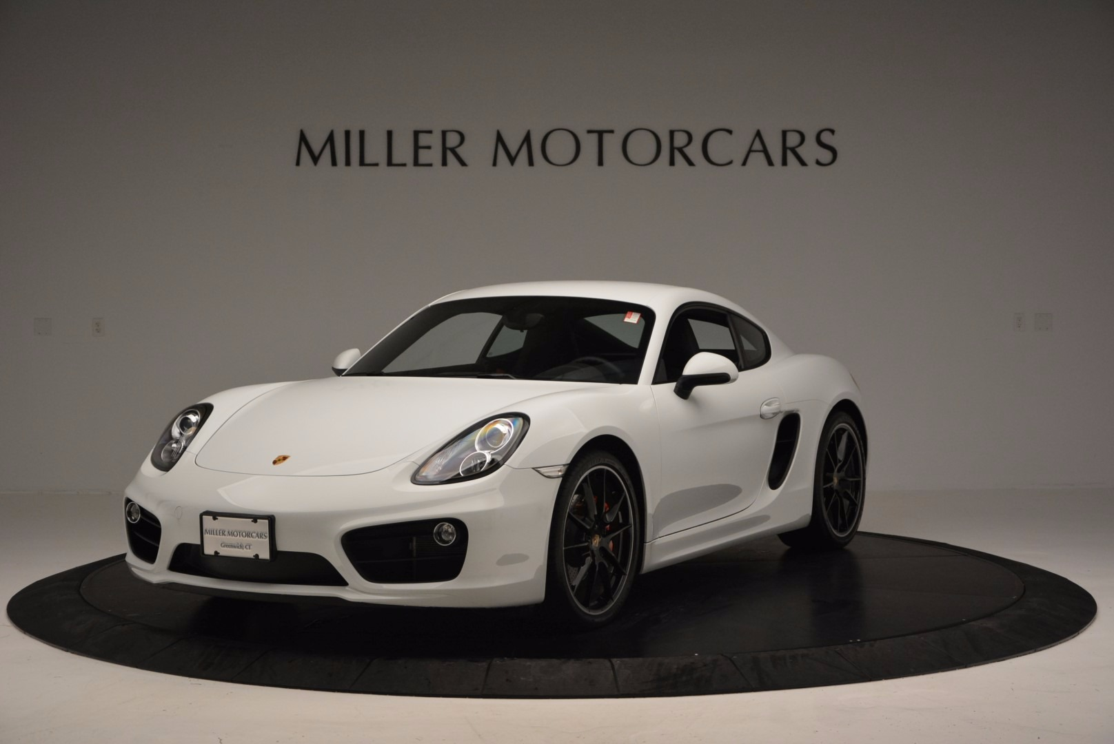 Used 2014 Porsche Cayman S for sale Sold at Bentley Greenwich in Greenwich CT 06830 1