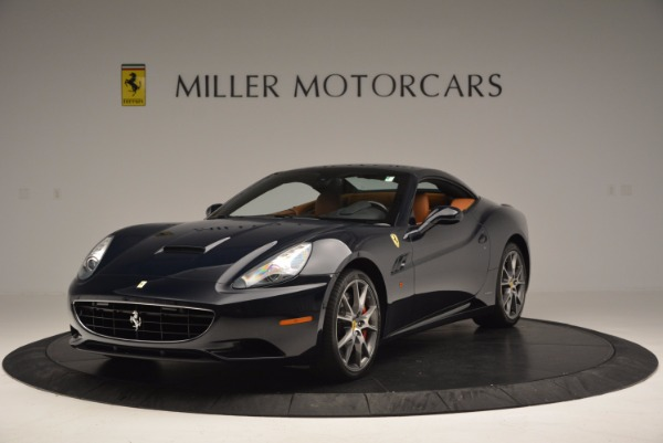 Used 2010 Ferrari California for sale Sold at Bentley Greenwich in Greenwich CT 06830 13