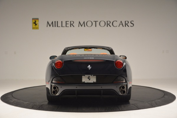Used 2010 Ferrari California for sale Sold at Bentley Greenwich in Greenwich CT 06830 6