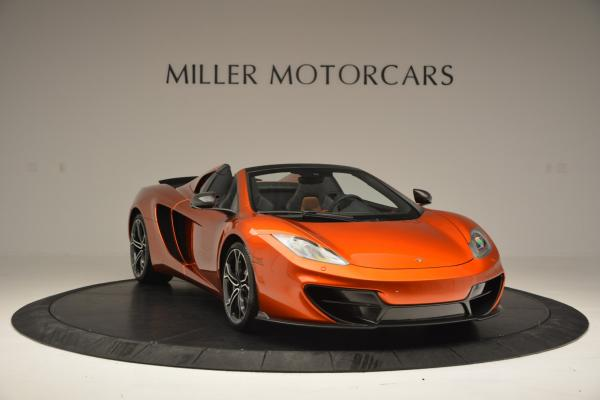 Used 2013 McLaren MP4-12C Base for sale Sold at Bentley Greenwich in Greenwich CT 06830 11