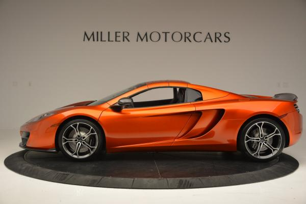 Used 2013 McLaren MP4-12C Base for sale Sold at Bentley Greenwich in Greenwich CT 06830 14