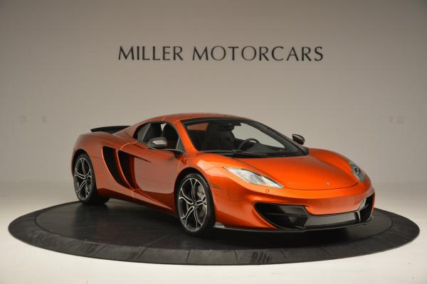 Used 2013 McLaren MP4-12C Base for sale Sold at Bentley Greenwich in Greenwich CT 06830 19