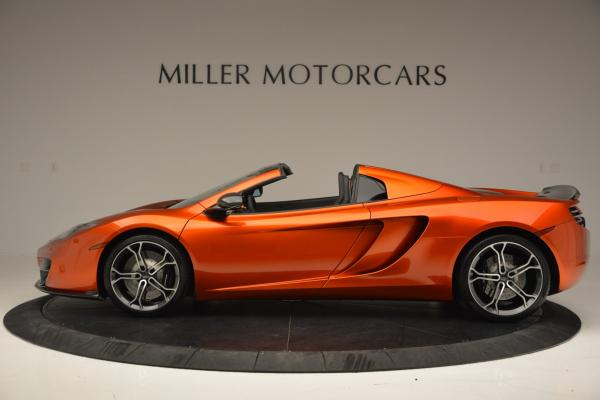 Used 2013 McLaren MP4-12C Base for sale Sold at Bentley Greenwich in Greenwich CT 06830 3