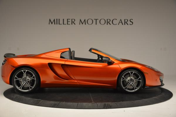Used 2013 McLaren MP4-12C Base for sale Sold at Bentley Greenwich in Greenwich CT 06830 9
