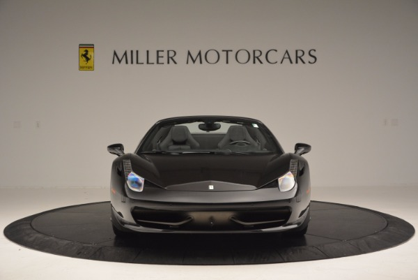 Used 2015 Ferrari 458 Spider for sale Sold at Bentley Greenwich in Greenwich CT 06830 12