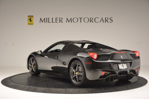 Used 2015 Ferrari 458 Spider for sale Sold at Bentley Greenwich in Greenwich CT 06830 17