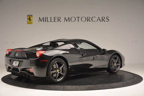 Used 2015 Ferrari 458 Spider for sale Sold at Bentley Greenwich in Greenwich CT 06830 20