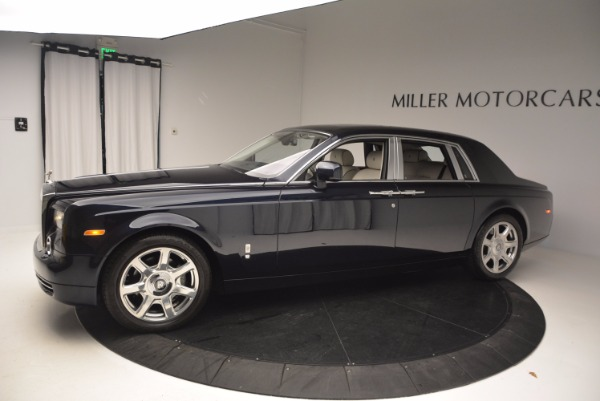 Used 2011 Rolls-Royce Phantom for sale Sold at Bentley Greenwich in Greenwich CT 06830 3