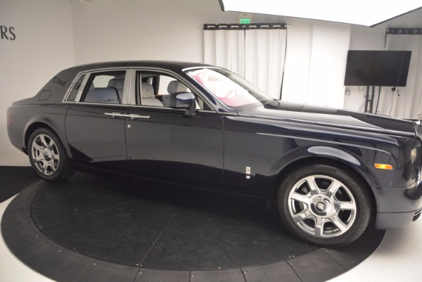 Used 2011 Rolls-Royce Phantom for sale Sold at Bentley Greenwich in Greenwich CT 06830 7