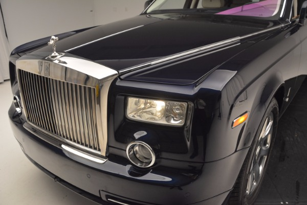 Used 2011 Rolls-Royce Phantom for sale Sold at Bentley Greenwich in Greenwich CT 06830 8