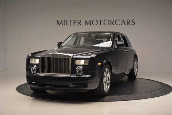 Used 2011 Rolls-Royce Phantom for sale Sold at Bentley Greenwich in Greenwich CT 06830 1