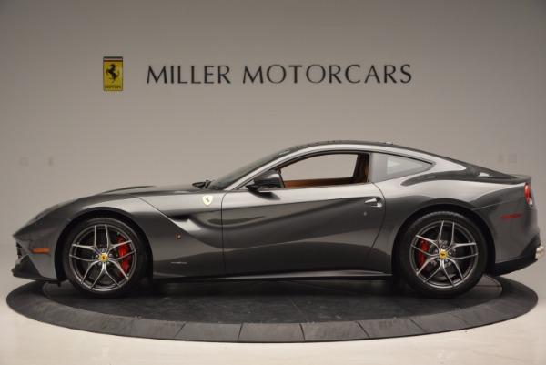 Used 2014 Ferrari F12 Berlinetta for sale Sold at Bentley Greenwich in Greenwich CT 06830 3
