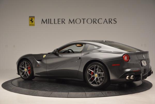Used 2014 Ferrari F12 Berlinetta for sale Sold at Bentley Greenwich in Greenwich CT 06830 4