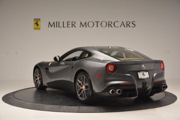 Used 2014 Ferrari F12 Berlinetta for sale Sold at Bentley Greenwich in Greenwich CT 06830 5