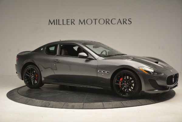 Used 2017 Maserati GranTurismo GT Sport Special Edition for sale Sold at Bentley Greenwich in Greenwich CT 06830 10
