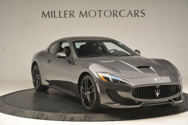 Used 2017 Maserati GranTurismo GT Sport Special Edition for sale Sold at Bentley Greenwich in Greenwich CT 06830 11