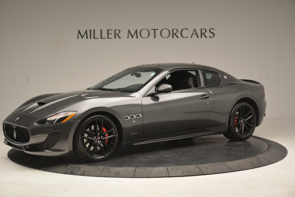 Used 2017 Maserati GranTurismo GT Sport Special Edition for sale Sold at Bentley Greenwich in Greenwich CT 06830 2