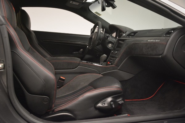 Used 2017 Maserati GranTurismo GT Sport Special Edition for sale Sold at Bentley Greenwich in Greenwich CT 06830 21
