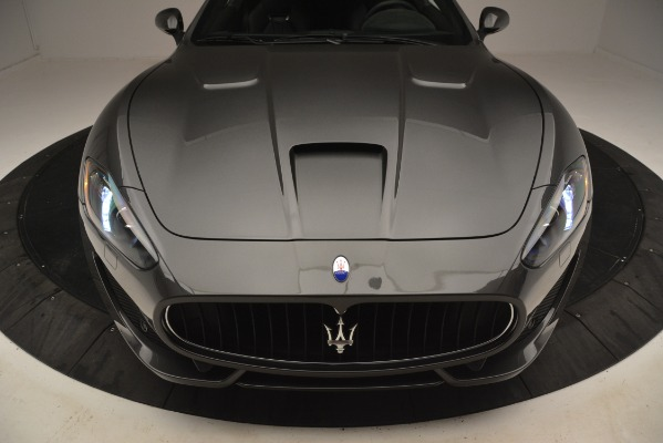 Used 2017 Maserati GranTurismo GT Sport Special Edition for sale Sold at Bentley Greenwich in Greenwich CT 06830 23