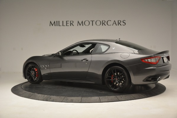Used 2017 Maserati GranTurismo GT Sport Special Edition for sale Sold at Bentley Greenwich in Greenwich CT 06830 4