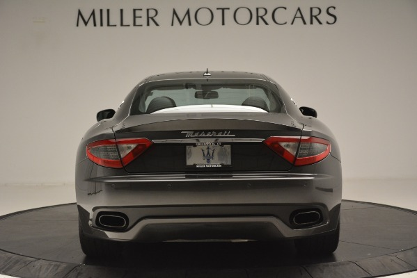 Used 2017 Maserati GranTurismo GT Sport Special Edition for sale Sold at Bentley Greenwich in Greenwich CT 06830 6