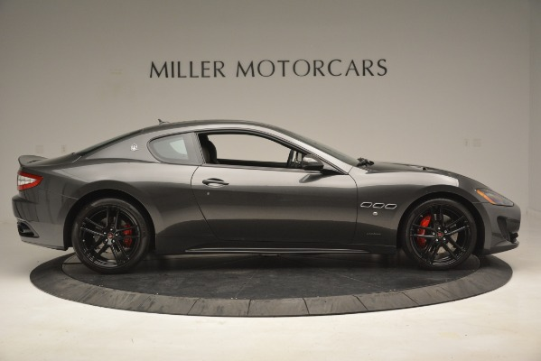 Used 2017 Maserati GranTurismo GT Sport Special Edition for sale Sold at Bentley Greenwich in Greenwich CT 06830 9