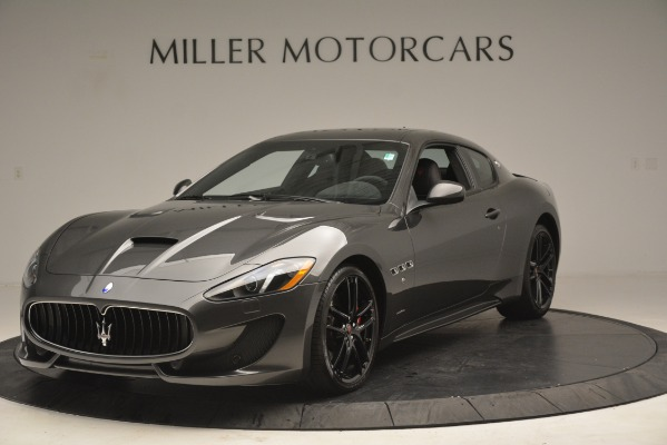 Used 2017 Maserati GranTurismo GT Sport Special Edition for sale Sold at Bentley Greenwich in Greenwich CT 06830 1
