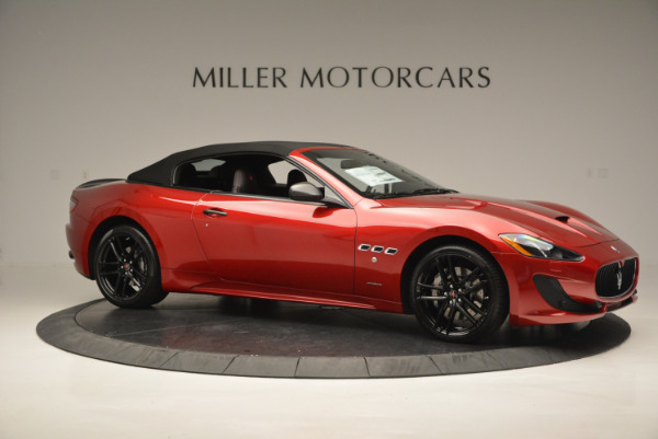 New 2017 Maserati GranTurismo Sport Special Edition for sale Sold at Bentley Greenwich in Greenwich CT 06830 15