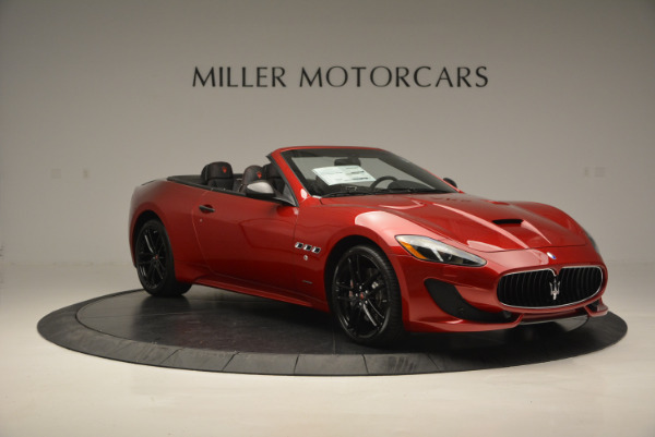 New 2017 Maserati GranTurismo Sport Special Edition for sale Sold at Bentley Greenwich in Greenwich CT 06830 16