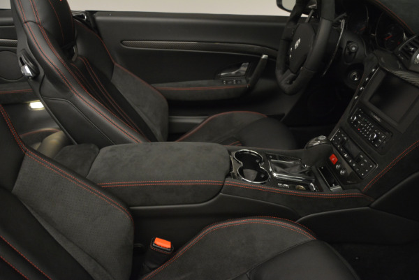New 2017 Maserati GranTurismo Sport Special Edition for sale Sold at Bentley Greenwich in Greenwich CT 06830 27