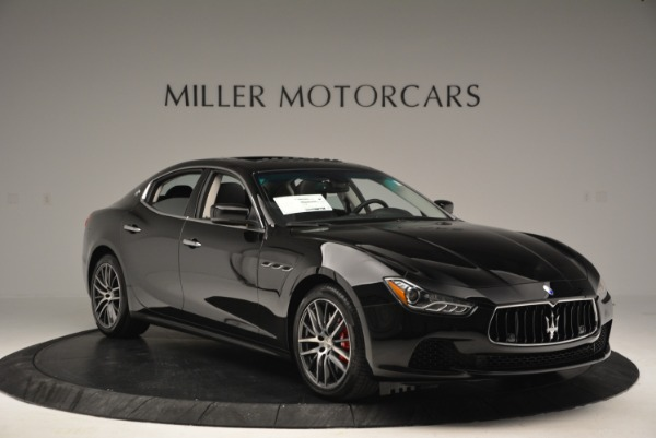 Used 2016 Maserati Ghibli S Q4  EX-LOANER for sale Sold at Bentley Greenwich in Greenwich CT 06830 11