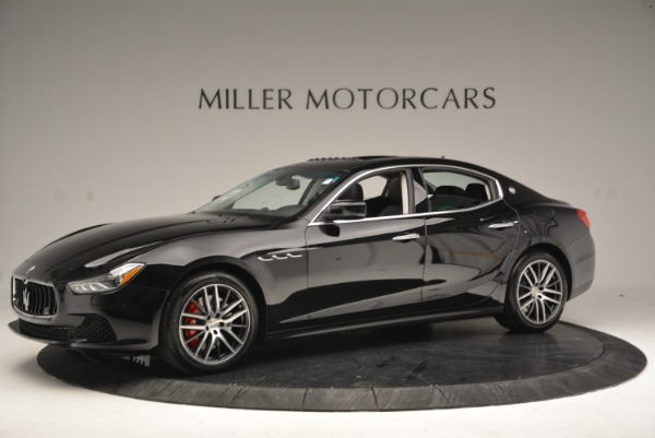 Used 2016 Maserati Ghibli S Q4  EX-LOANER for sale Sold at Bentley Greenwich in Greenwich CT 06830 2